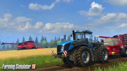 Ilyen lesz a Farming Simulator 2015 - A legújabb videó