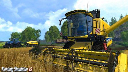 Újabb videó a Farming Simulator 2015 játékról - ezúttal a betakarításról