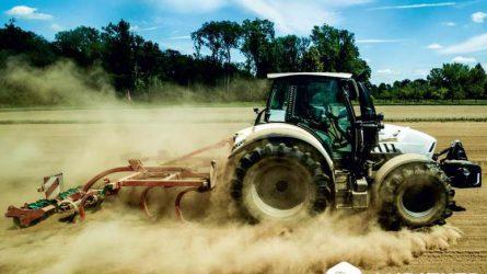 Vezessen Lamborghinit! - Auditker gépbemutató Lamborghini traktorokkal