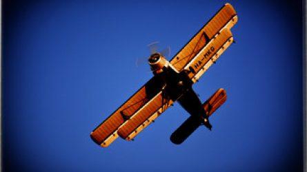 Együttműködési megállapodást írt alá a kamara és a Mezőgazdasági Repülők Érdekvédelmi Szövetsége