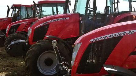 Zetor Roadshow Lemken munkagépekkel Szombathelyen (+KÉPEK)
