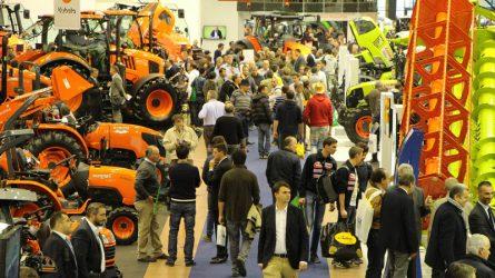 EIMA 2014 – Nemzetközi Mezőgazdasági és Kertészeti Gépkiállítás