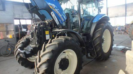 Franciaországban ellopott traktorokra bukkant a magyar rendőrség (+VIDEÓ, KÉPEK)