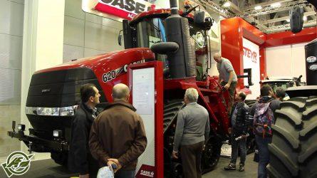 EIMA 2014 - Az Év Traktora és a Poliext Csövek Kft. - Case IH, New Holland