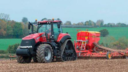 A legújabb traktorok is ott lesznek az AGROmashEXPO és AgrárgépShow kiállításon - II. rész