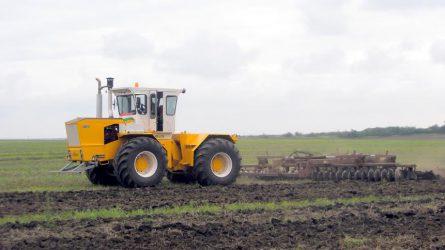 Régiből újat - Díjat is kapott a felújított Rába traktor