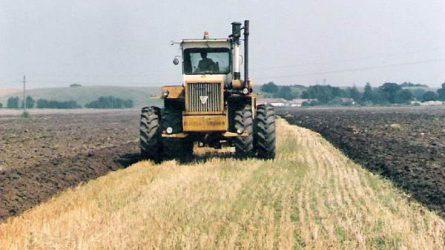 Mezőgazdasági termelés a '70-es, '80-as években