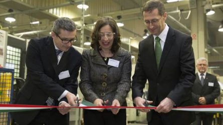 A Linamar új beruházása több mint 250 millió euróval növeli az értékesítési lehetőségeket