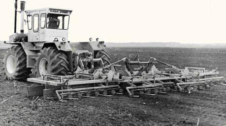 A tavaszi talajmunkák műveletei és eszközei