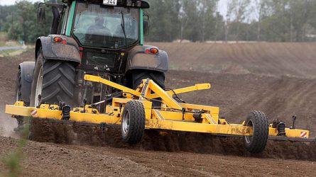 Szigorítják a földművelés ellenőrzését