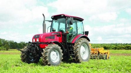 Az Egyesült Államokat és Kanadát is meghódíthatja az MTZ traktor