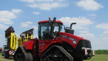 Korszerű gépek nélkül nincs korszerű mezőgazdaság - Agro-Békés szakmai nap Case IH traktorokkal (+KÉPEK)