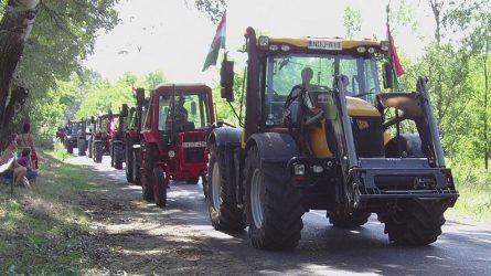Az erőpróbák napja volt a VI. Bodoglári Traktortalálkozó (+KÉPEK)