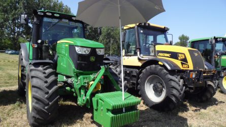 VI. Bodoglári Traktoros Fesztivál