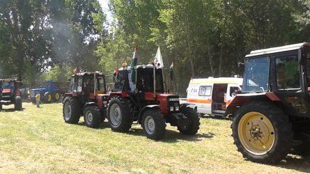 Traktoros fesztivál lesz Bodogláron – A tombola fődíja egy MTZ