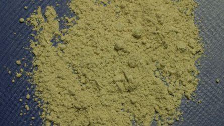 A kukorica terményszárítása kovaföld felhasználásával