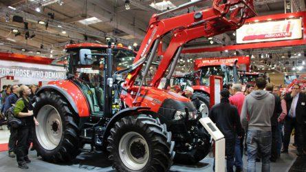 Megszámlálhatatlan gépújdonság az Agritechnica kiállításon (+VIDEÓ)