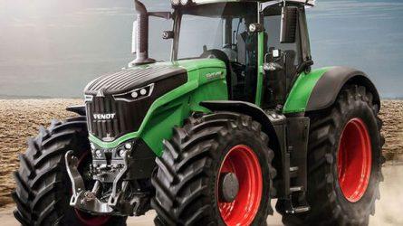 Fendt lett az Év Traktora, Valtra a legszebb