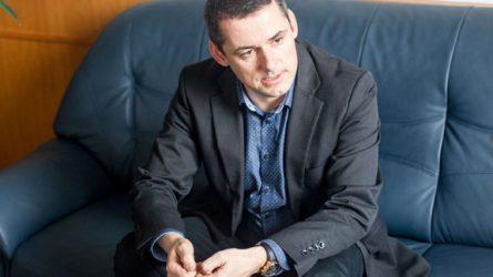 Gyuricza Csaba: A kulcspozíciók 40-45 százalékában történtek cserék
