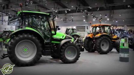 AGRITECHNICA 2015 - Magyar látogatók és új mezőgazdasági gépek, traktorok Hannoverben