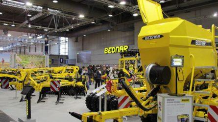 Talajlazító, rövidtárcsák, vetőgépek - Bednar újdongások az Agritechnica kiállításon (+KÉPEK)