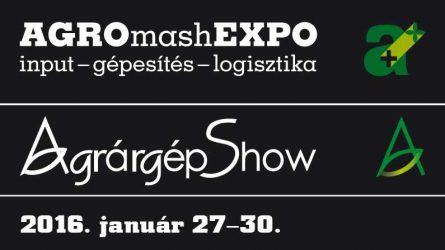 Rodeó, táncos show és rengeteg gépújdonság lesz az AGROmashEXPO kiállításon