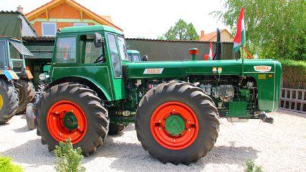 Ismét összegyűltek a Dutra traktorok szerelmesei