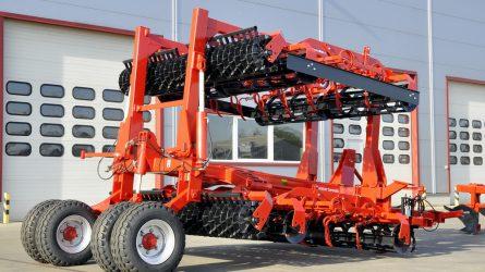 Új gépeket mutat be a Kühne Zrt. az AGROmashEXPO kiállításon