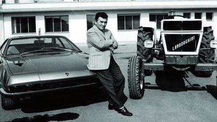 Traktortól a luxusautóig - Film készül Ferruccio Lamborghini életéről