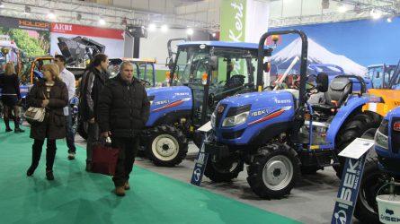 AGROmashEXPO - AgrárgépShow 2016