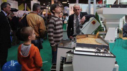 Cimbria – Magfeldolgozó gépek az élelmiszeripari támogatások reflektorfényében