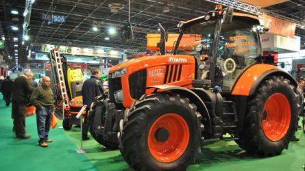 A feltörekvő traktormárka - Bátran a többi modell mellé állhat a Kubota M7