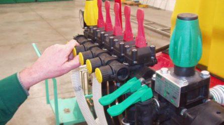 Permetezőgépek téli felkészítése