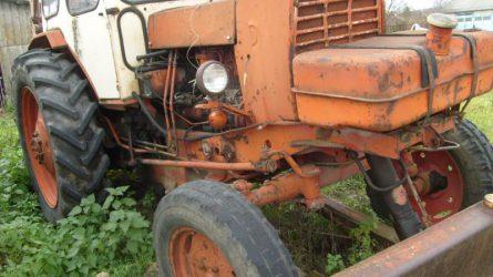 MTZ traktort és rakodót árverez a NAV - Április 5-ig lehet licitálni!