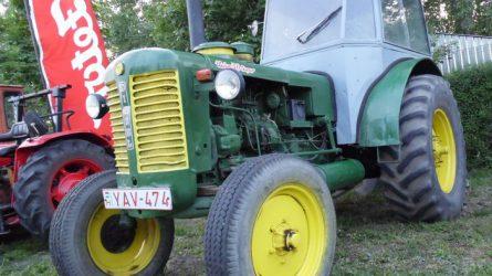 Csettegők és kattogók - Sufniban, háznál készített traktorok Szarvason (+KÉPEK)