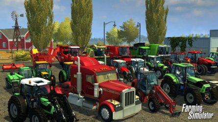 Farming Simulator 17 - Év végén jön a folytatás, most itt az előzetes! (VIDEÓ)