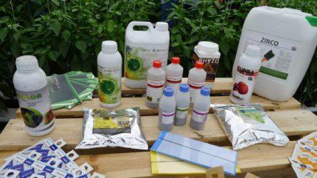 A KITE kínálatában - Biológiailag kontrollált növényvédelmi megoldások