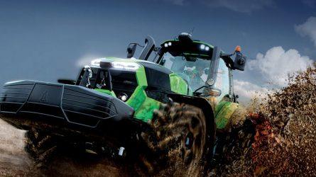 Programok gazdáknak: Dorker bemutató Felsőszentivánon - Quivogne, Kertitox és MF gépek Makádon