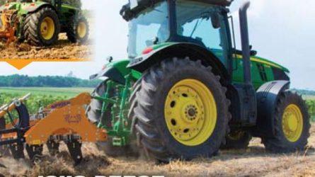 Ekéktől a traktorokig - Szántóföldi és kertészeti gépbemutatókat tart az Odisys