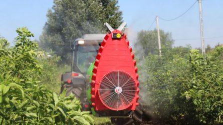 Kertészeti gépbemutatón bizonyított a DM-KER Kft. egyre bővülő erő- és munkagép palettája