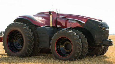 Gépkezelő nélkül dolgozik a Case IH prototípus traktora (+VIDEÓ)