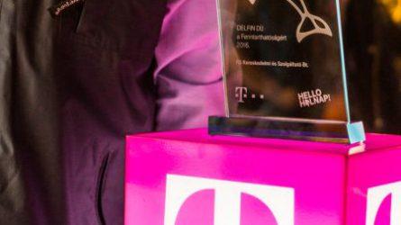 A Delfin Díjat is megnyerte a szárítótüzek megelőzője