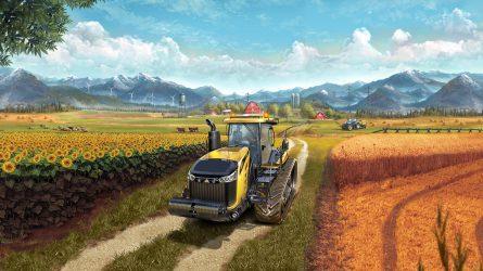 Október végén jön a Farming Simulator 17 (+VIDEÓ)