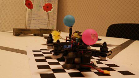 Robot rovarok a beporzás szolgálatában