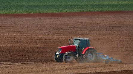 Fél Európa használt angol traktort vesz