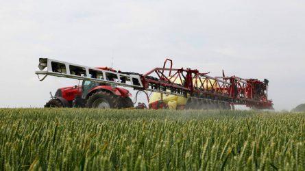 AGROmashEXPO 2017 - Szemezgetés a növényvédelem, öntözés és tápanyag-utánpótlás gépei közül
