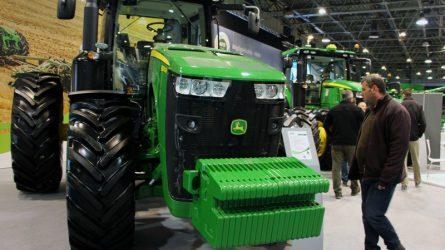 AGROmashEXPO - AgrárgépShow 2017