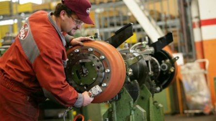 A Rába mintegy 3,2 milliárd forint támogatást nyert beruházásokra