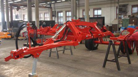 A mezőgazdasági gépgyártáshoz mindig hűségesek maradnak - Hazai mezőgépgyártók IV.: Sokoró Kft.