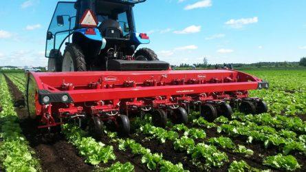 AGROmashEXPO 2017 - Kertészeti és szőlészeti munkaeszközökből sem lesz hiány